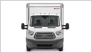 Ford Transit CityMax Exterior Front Profile